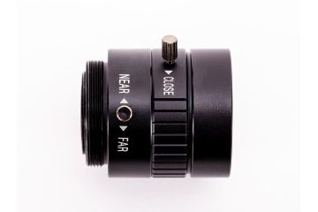 raspberry-pi RASPBERRY PI 6mm Wide Angle 3MP lens for Raspberry pi HQ Camera, (CS-mount), PT361060M3MP12, SC0124