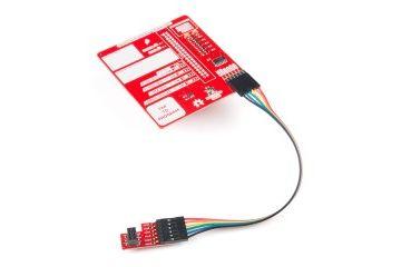 HATs SPARKFUN SparkFun Pi AVR Programmer HAT, Sparkfun DEV-14747