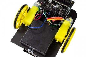 dodatki KITRONIK Kitronik Line Following Buggy for the BBC micro:bit, Kitronik 5638