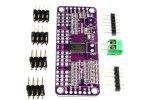razvojni dodatki JH ELECTRONICS PCA9685 16 Channel 12-bit PWM-Servo Driver-I2C interface shield module, JH ELEC. YXK036
