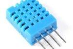 temperature JH ELECTRONICS DHT11 digital temperature and humidity sensor, JH ELEC. YXB046